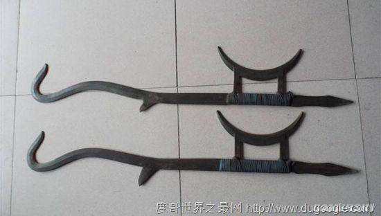 世界上最厉害的十种大宝剑,为什么没有金蛇剑(3)图片