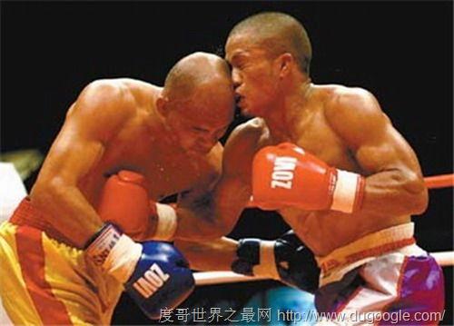 东尼马库斯vs疯子 黑拳史上巅峰对决盘点