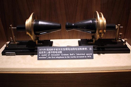 最早的电话机_度哥世界之最