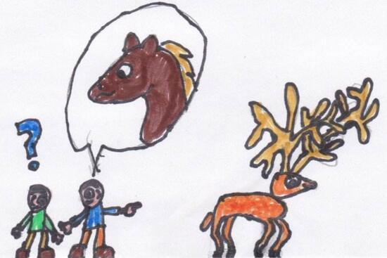 指鹿为马的主人公是谁,奸臣赵高指鹿为马排除异己
