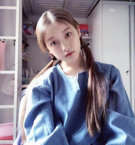 网红刘垚昕真实照片对比,姜贞羽整容小时候图片