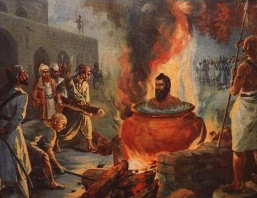 古代酷刑灌铅之刑,将融化的铅液灌入体内(极度残忍)(2
