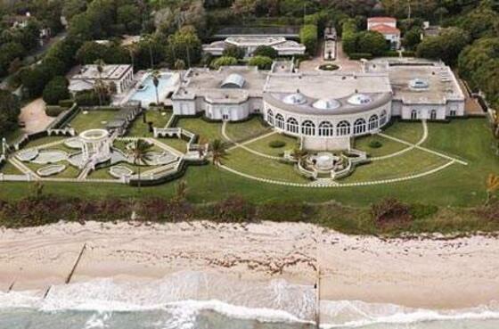 六,拉里·埃里森美国加利福尼亚豪宅(2亿美元)