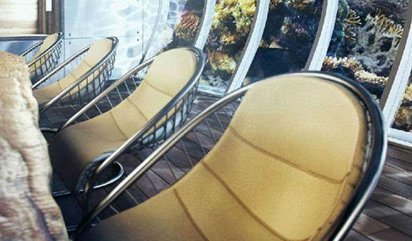 迪拜水下酒店 传说中的十星级水下酒店