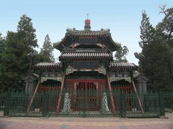 北京规模最大、历史最久的清真寺 牛街礼拜寺