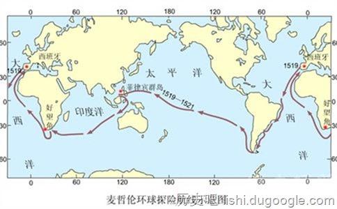 麦哲伦船队 郑和麦哲伦航海贡献如何