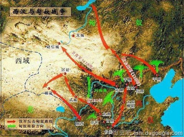 揭秘汉朝为何用130年要将匈奴赶尽杀绝?最终匈奴人去哪儿了