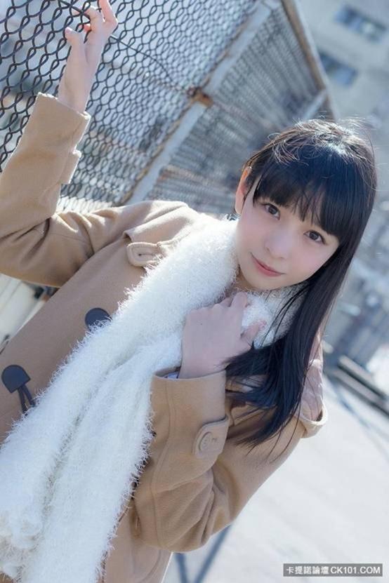 16岁纯情美少女萌出新高度 《神宿》中的成员一ノ瀬みか