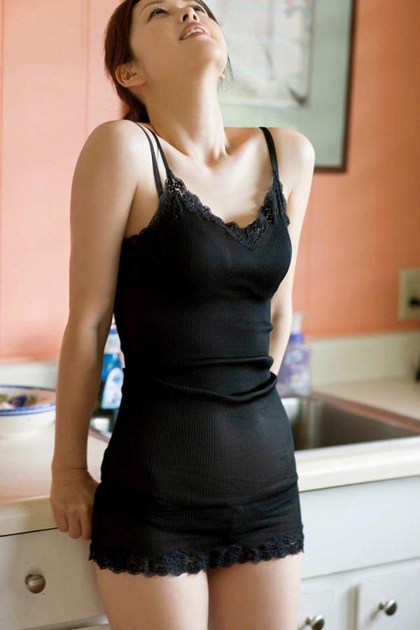 笛木优子 36岁性感依旧的日韩美女