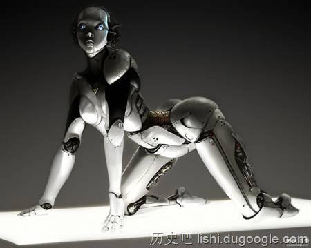 性爱机器人不累、不会喊停 专家警告:恐引诱人类过度泄欲