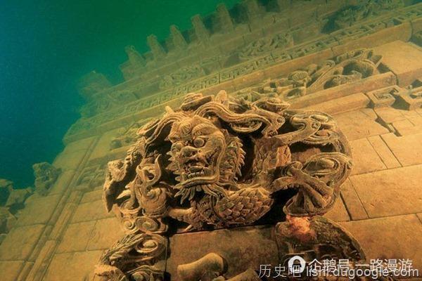 58年前两座古城沉入水中,如今成为著名的旅游景点