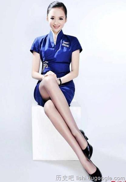 世界最美的十位空姐,第一名当之无愧!