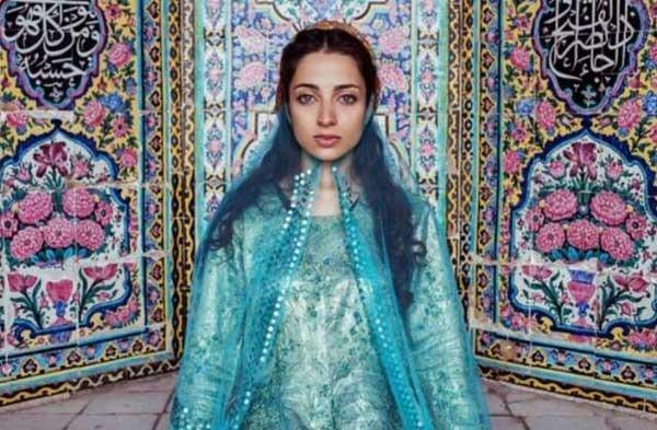 罗马尼亚女摄影师米哈艾拉拍摄的世界美女地图