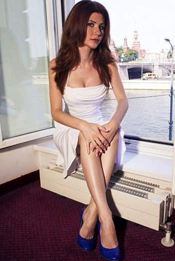 最性感骇客 俄罗斯辣妹克莉丝汀娜