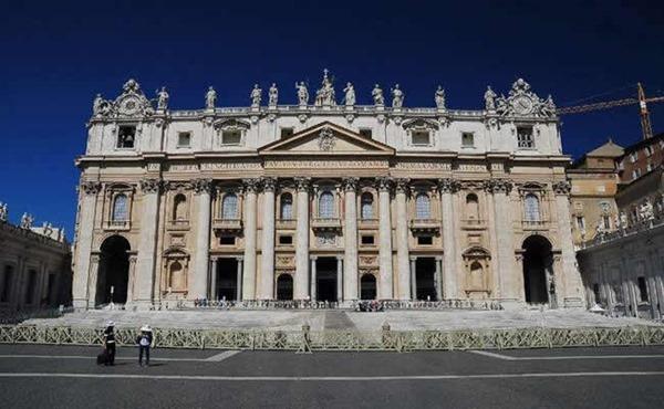 世界最著名的五大教堂 梵蒂冈圣彼得大教堂永利国际娱乐