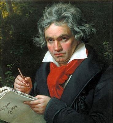 世界上最伟大的作曲家贝多芬